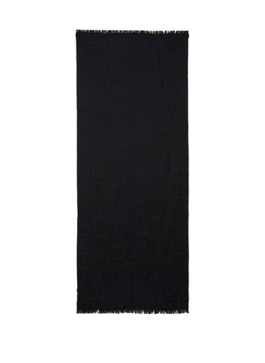 Versace Şal Siyah